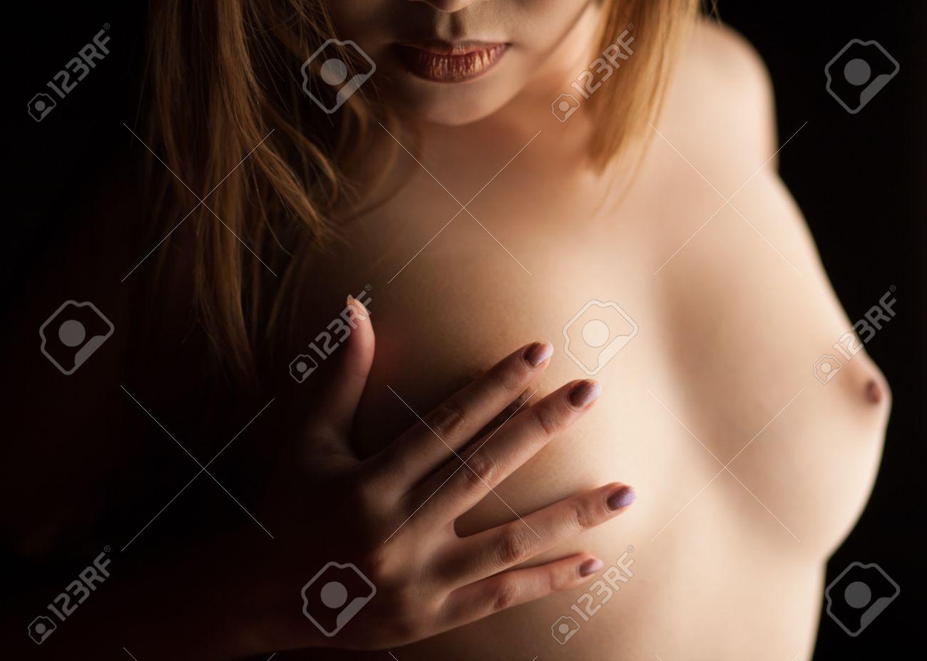 Teen brüste nackte Wenn die