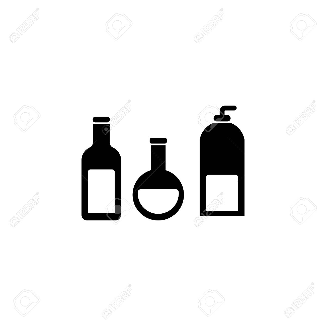 Bathroom Accessories Icon. Bathroom And Sauna Element Icon. Premium ...