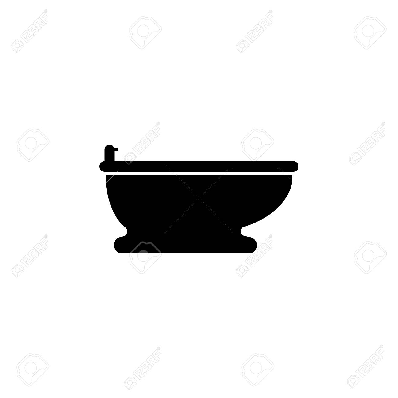 Bidet Icon Bathroom And Sauna Element Icon Premium Quality Royalty Free Cliparts Vectors And Stock Illustration Image 94623696
