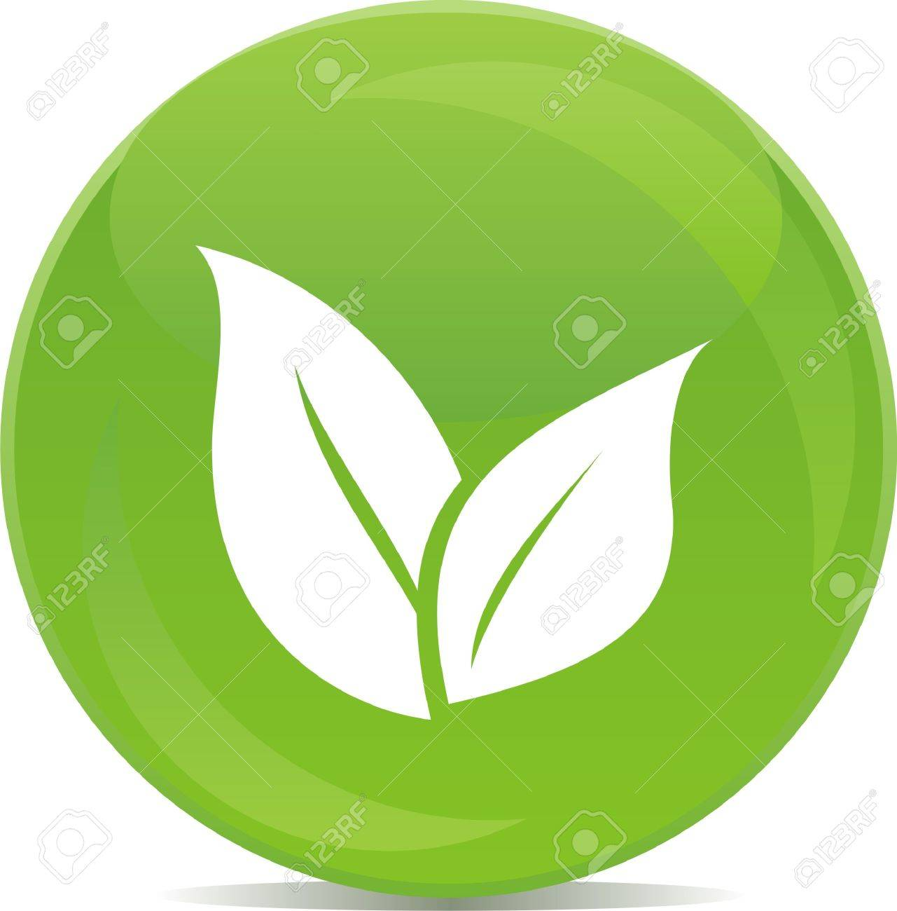 ecological icon buttons Stock Vector - 11780401