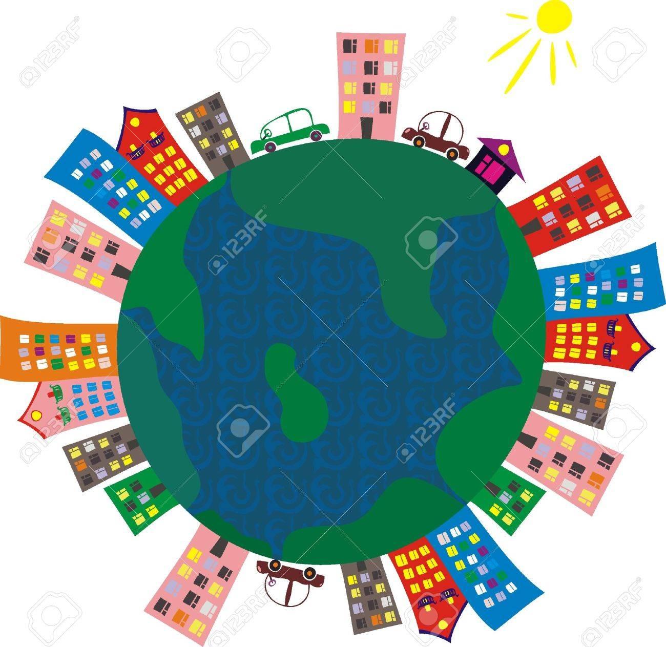 globe Stock Vector - 11898423