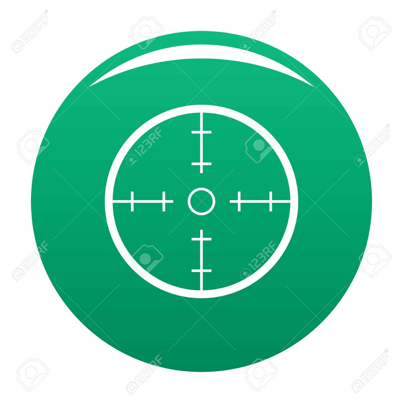 Radar Icon Green Lizenzfreie Fotos Bilder Und Stock Fotografie