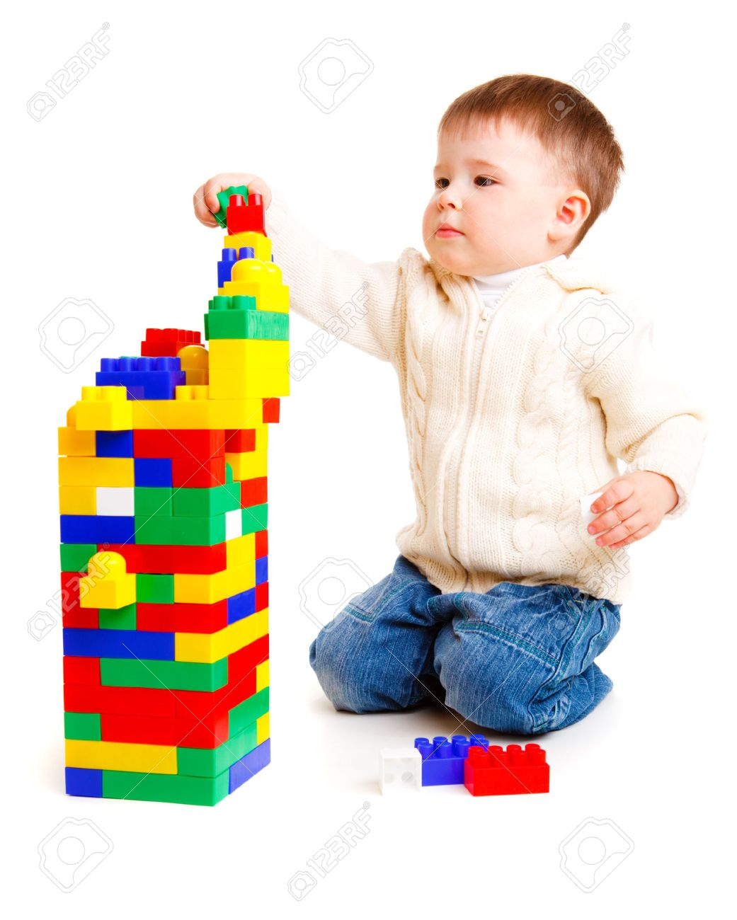 building a tower
