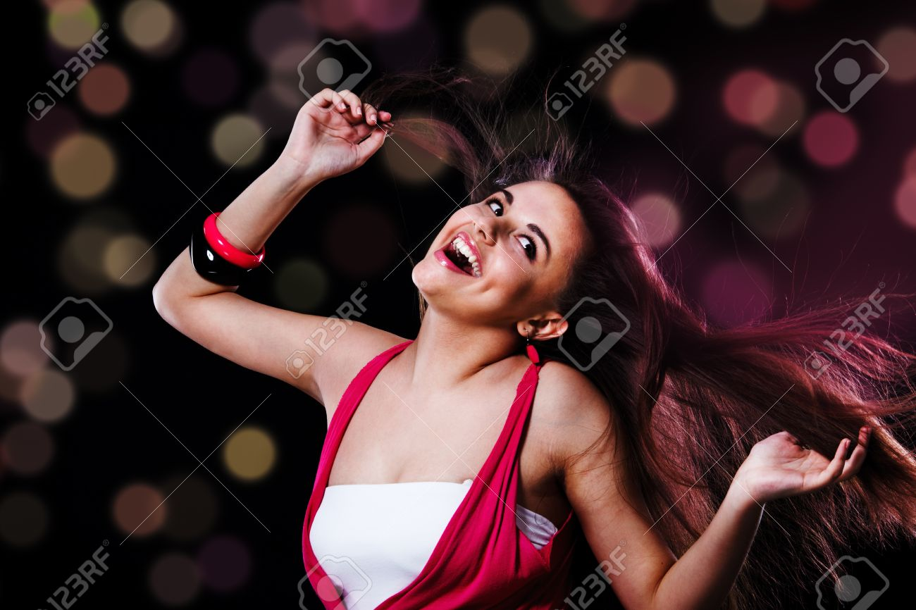 Image result for girl doing happy dance