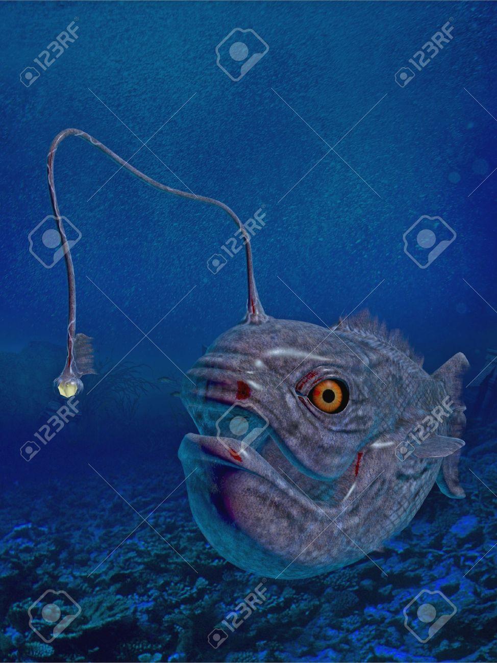 lantern fish Stock Photo - 10029612