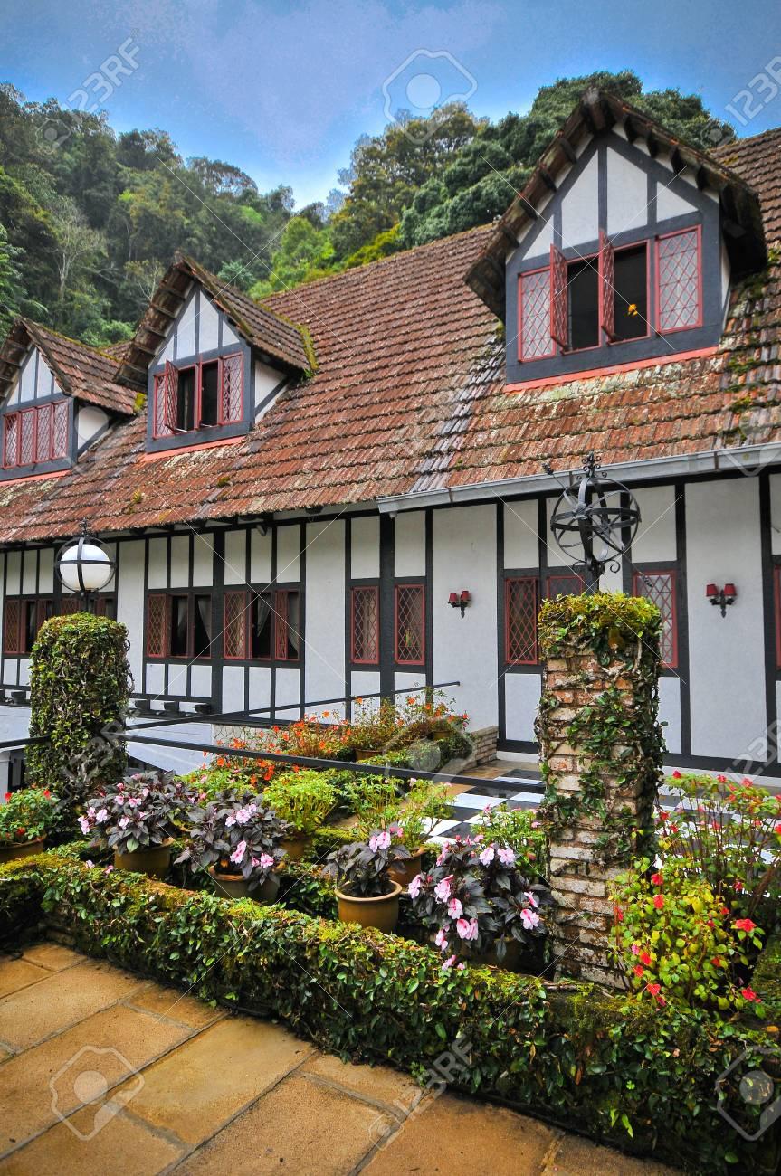 Cameron Highlands, Perak, March 2011 : The Lakehouse Stock Photo - 9025190