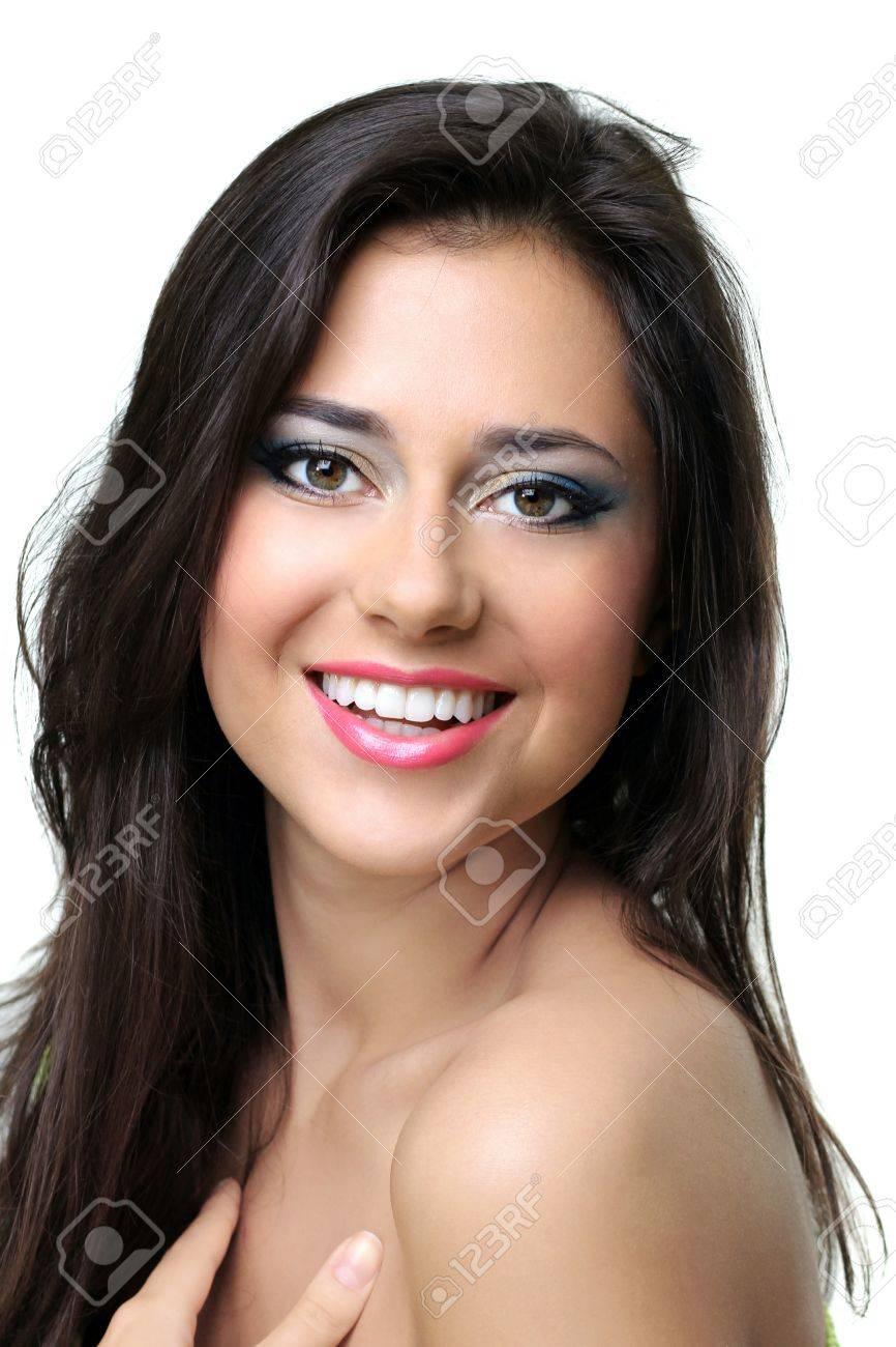 Glamour portrait of beautiful woman Stock Photo - 14273186