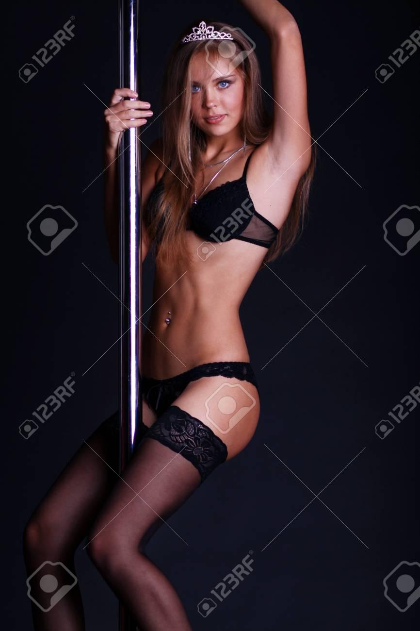 Sexy Non Nude Striptease