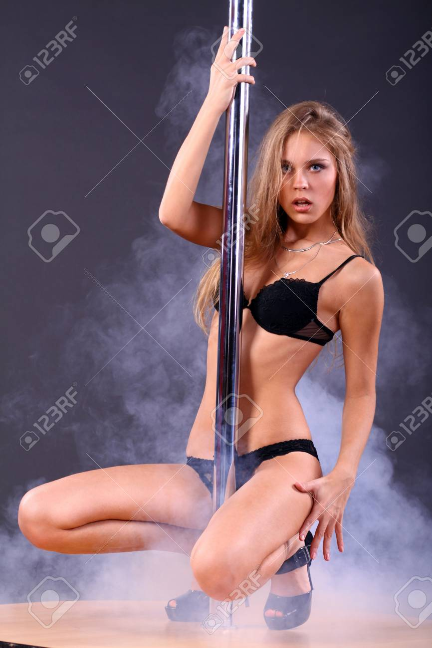 Striptease sexy