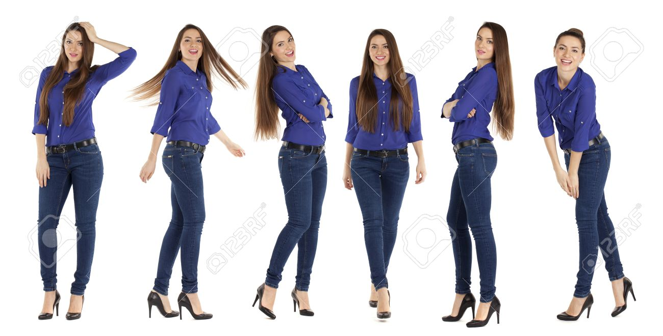 Jeans And Shirt For Women