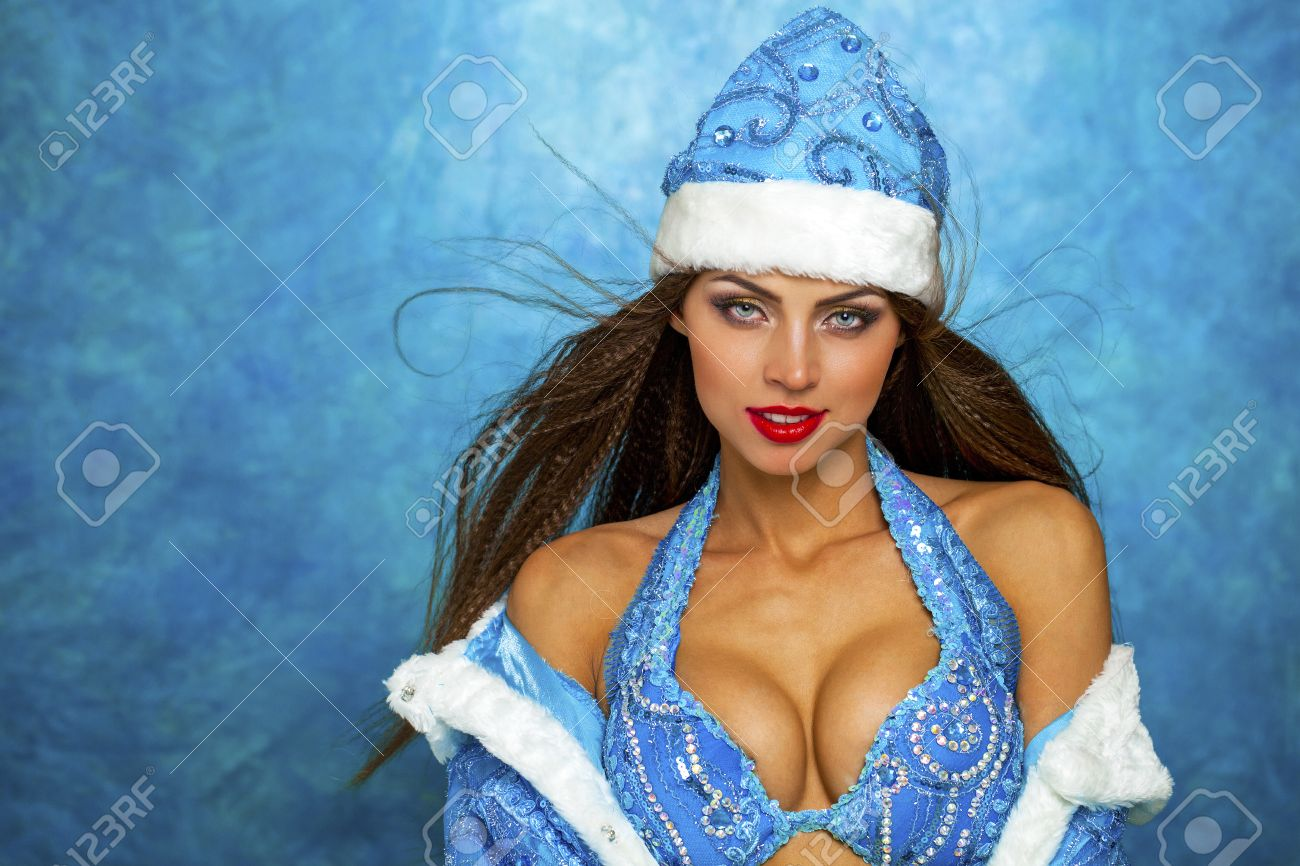 Сексуальная русская снегурочка фото 422-331