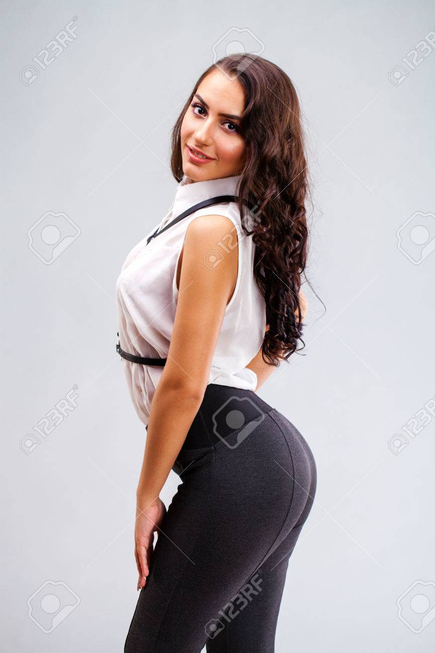 Big Sexy Ass Close Up Face Young Arabic Woman Stock Photo 71587635