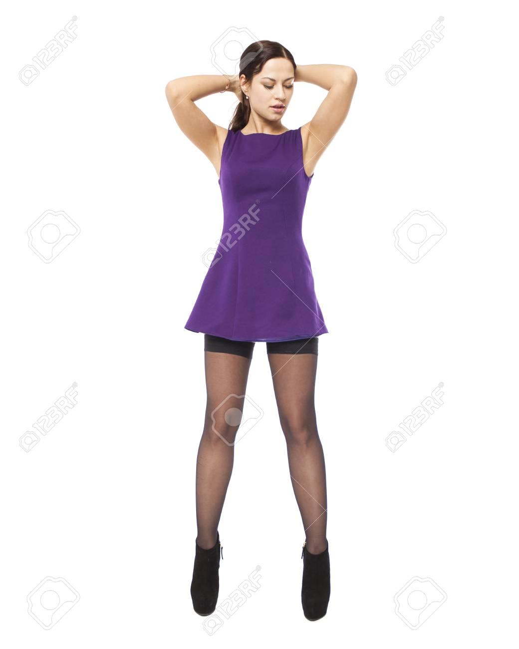 Longueur d'une robe courte