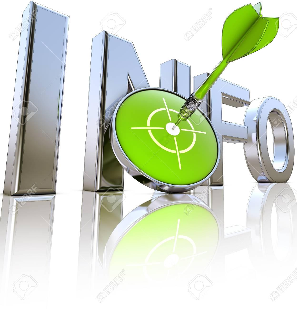 information Stock Photo - 21018511
