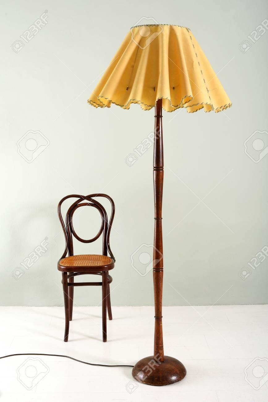 Floor Lamp Yellow Shade Guide @house2homegoods.net