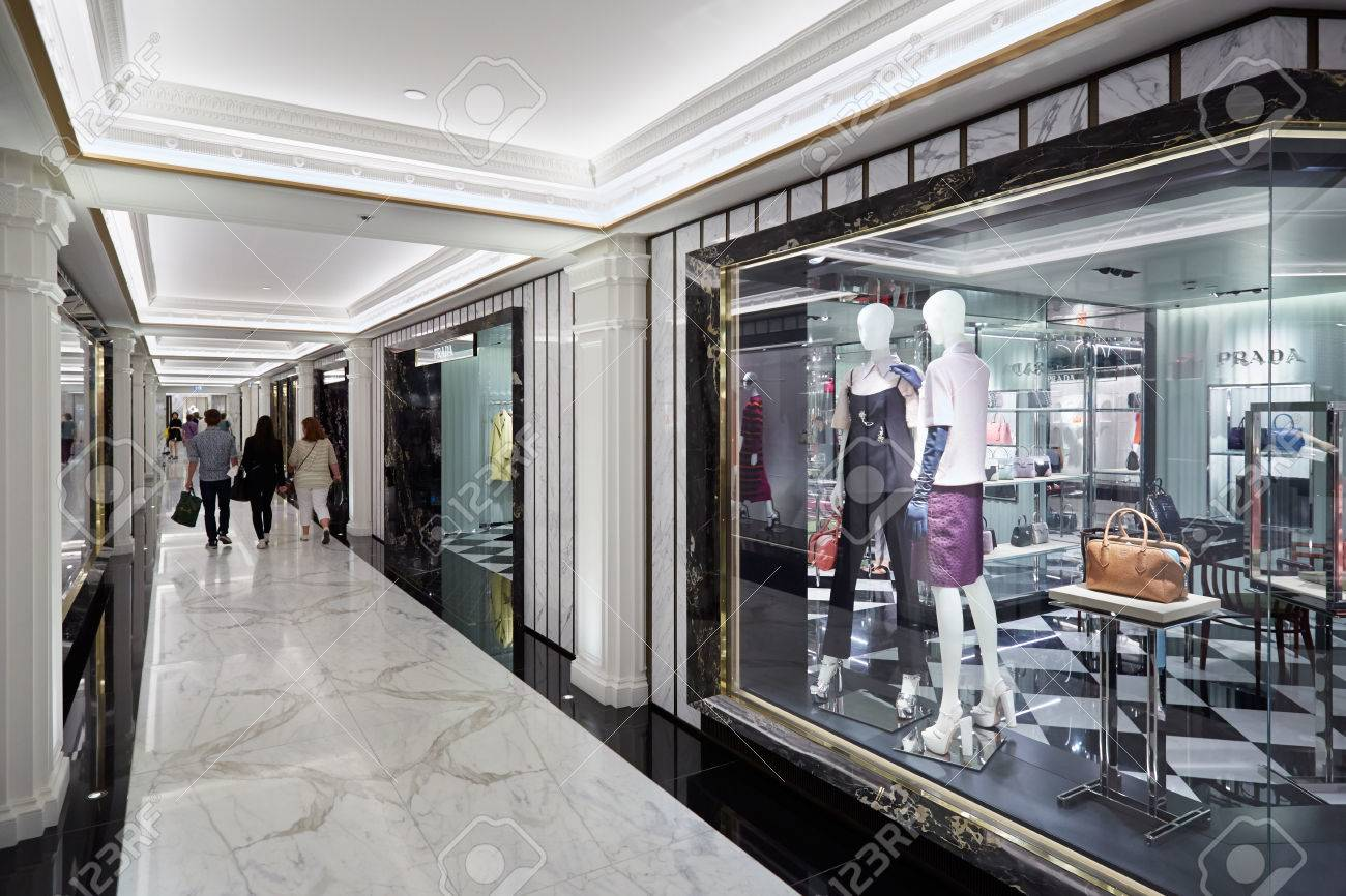 harrods department store interior luxury fashion shops in london stock photo 54012202