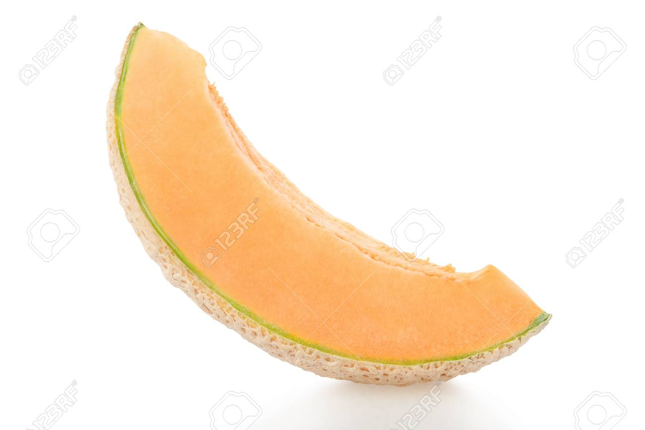 Cantaloupe Melon Single Slice On White Clipping Path Stock Photo Picture And Royalty Free Image Image 69522092 This doesn't exist in minecraft; cantaloupe melon single slice on white clipping path