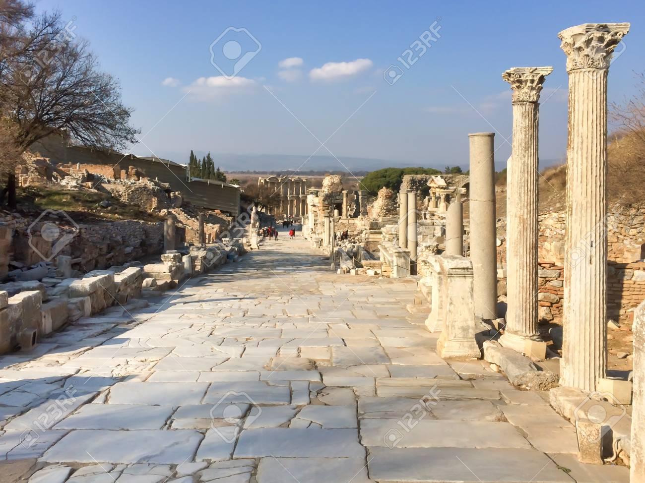 エフェソス 遺跡