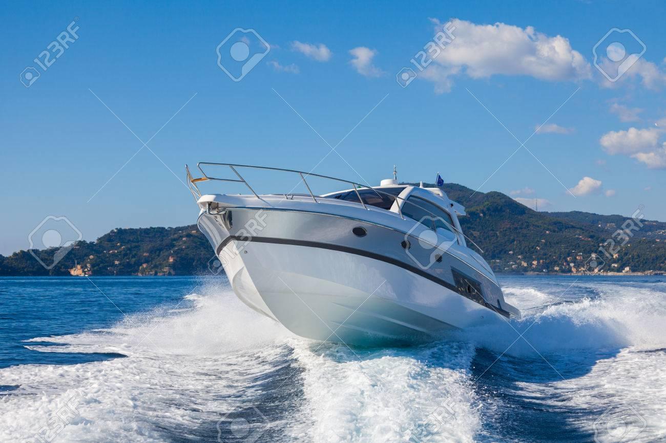 motor boat, yachts Italy - 24382160