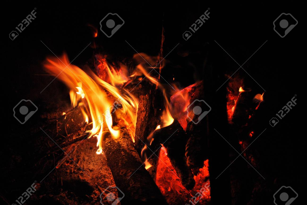 flame Stock Photo - 10335793