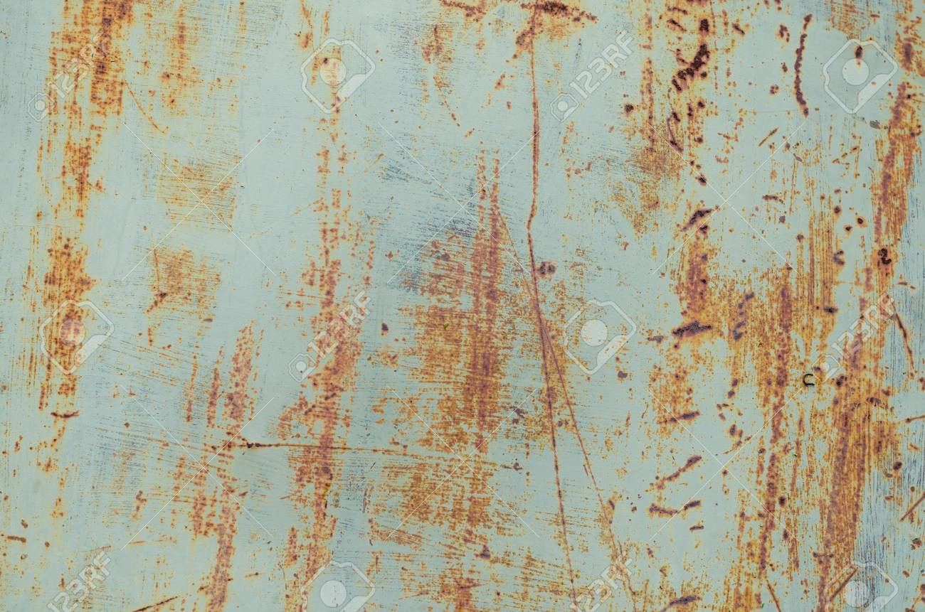 Old Paint On Rusty Metal Texture Stock Photo Picture And Royalty Free Image Image 78929012