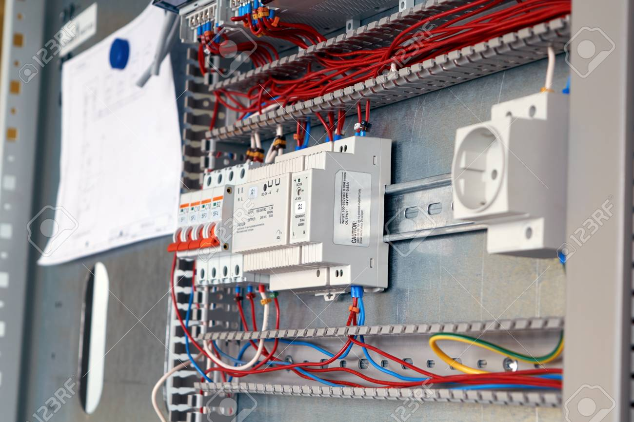 Pleasant Assembly Of The Electrical Cabinet According To The Scheme Switches Wiring Digital Resources Tziciprontobusorg