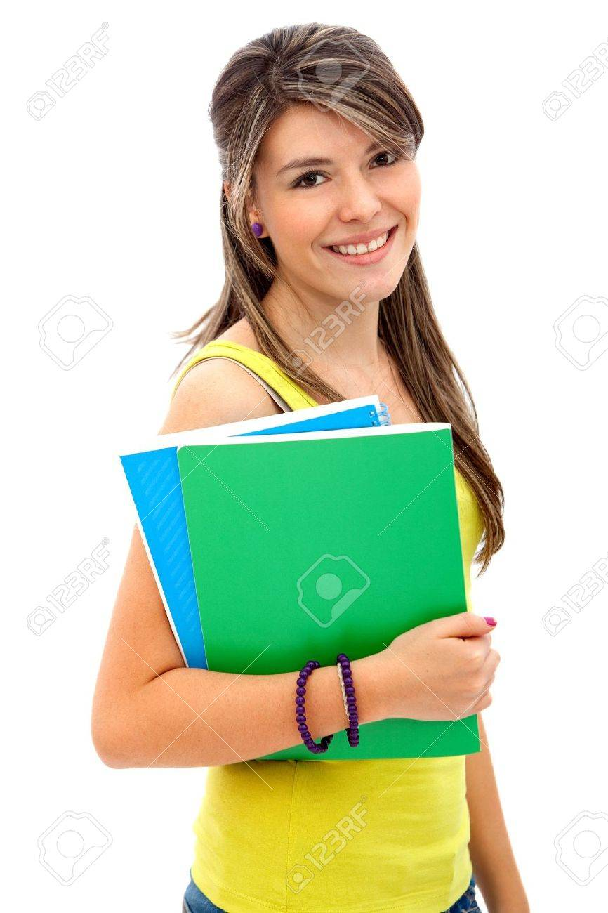 Студентка с жёлтой майки 5 фотография