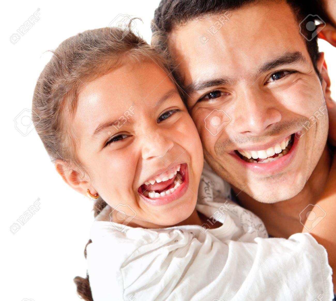 Русские папа и дочка 9 фотография