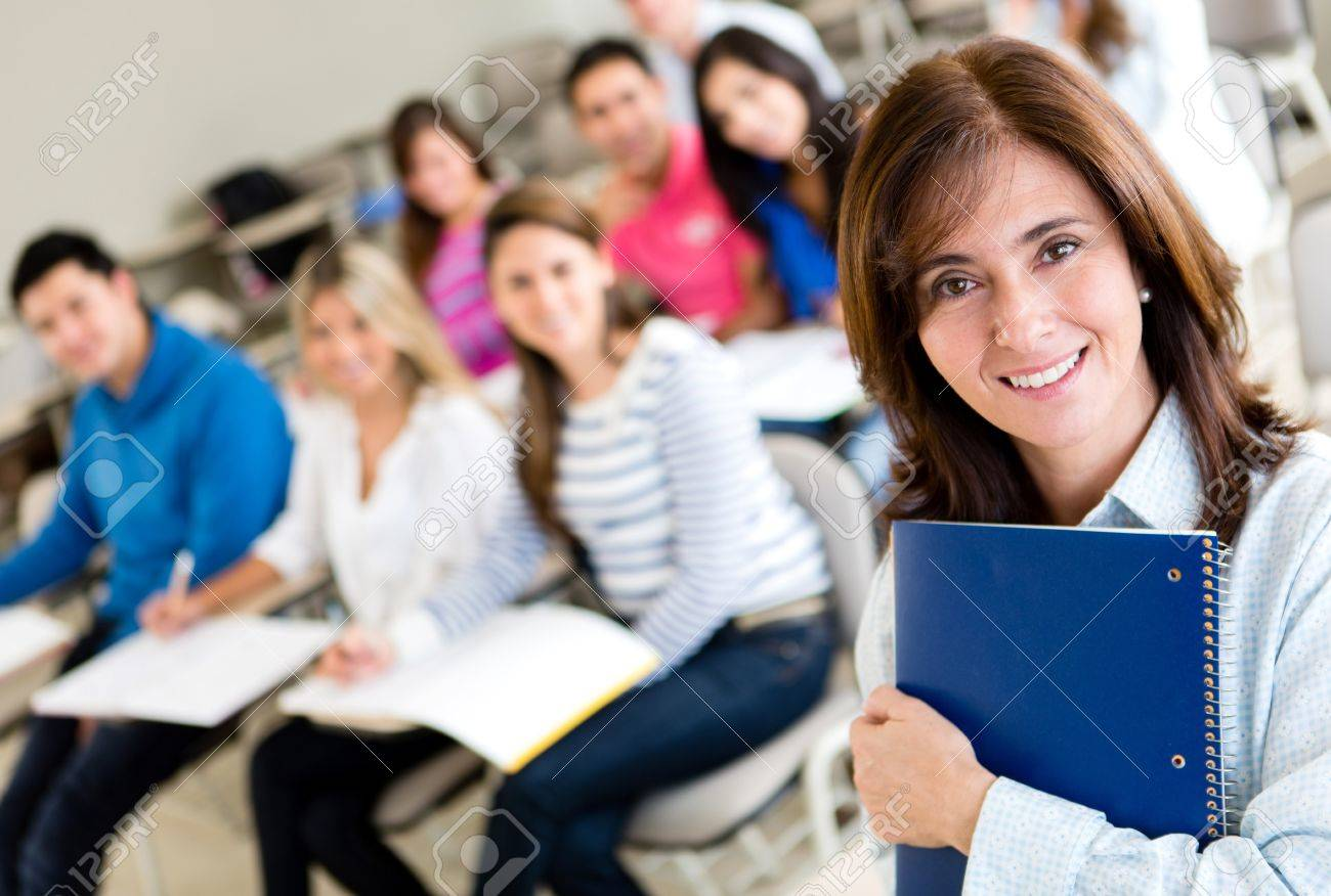 Преподаватели и студентки 22 фотография