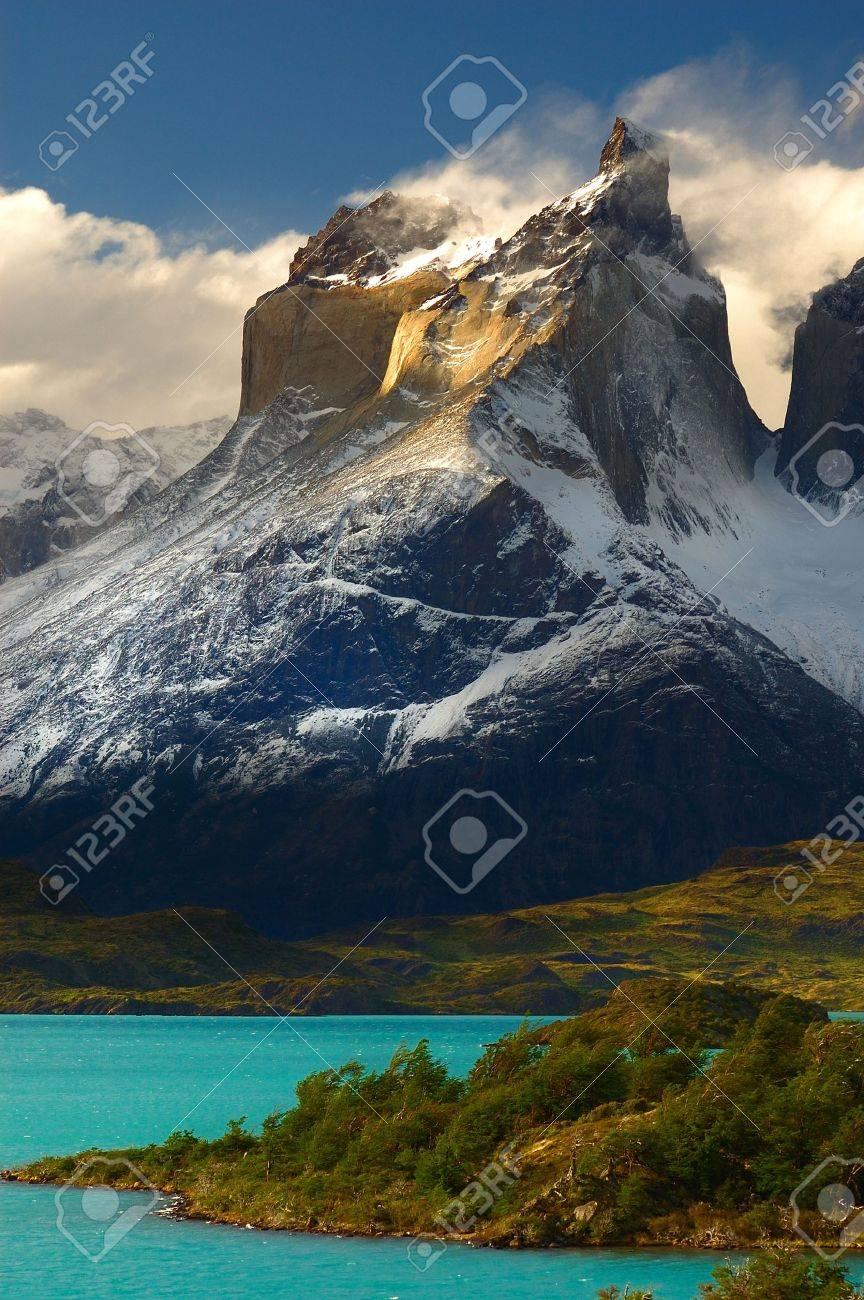 Torres del Paine, Patagonia - 5456343