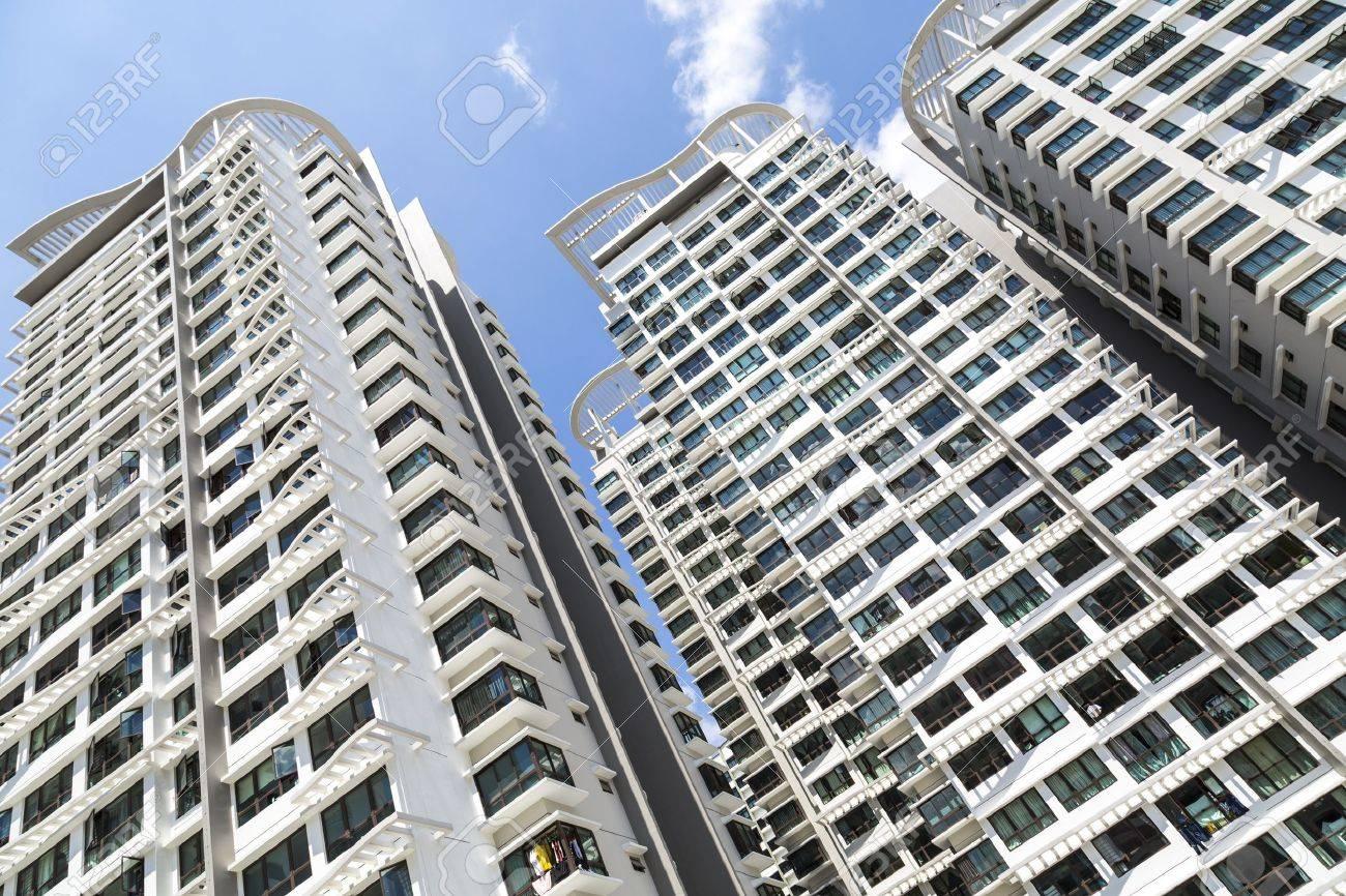 Residential Apartments Standard-Bild - 20879004