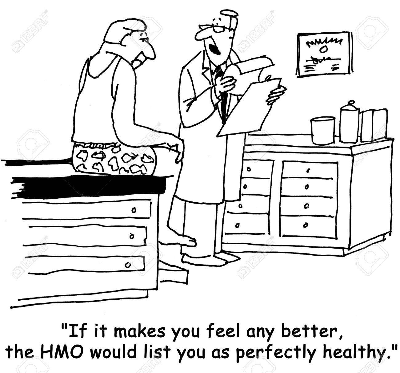 HMO health Stock Photo - 10067557