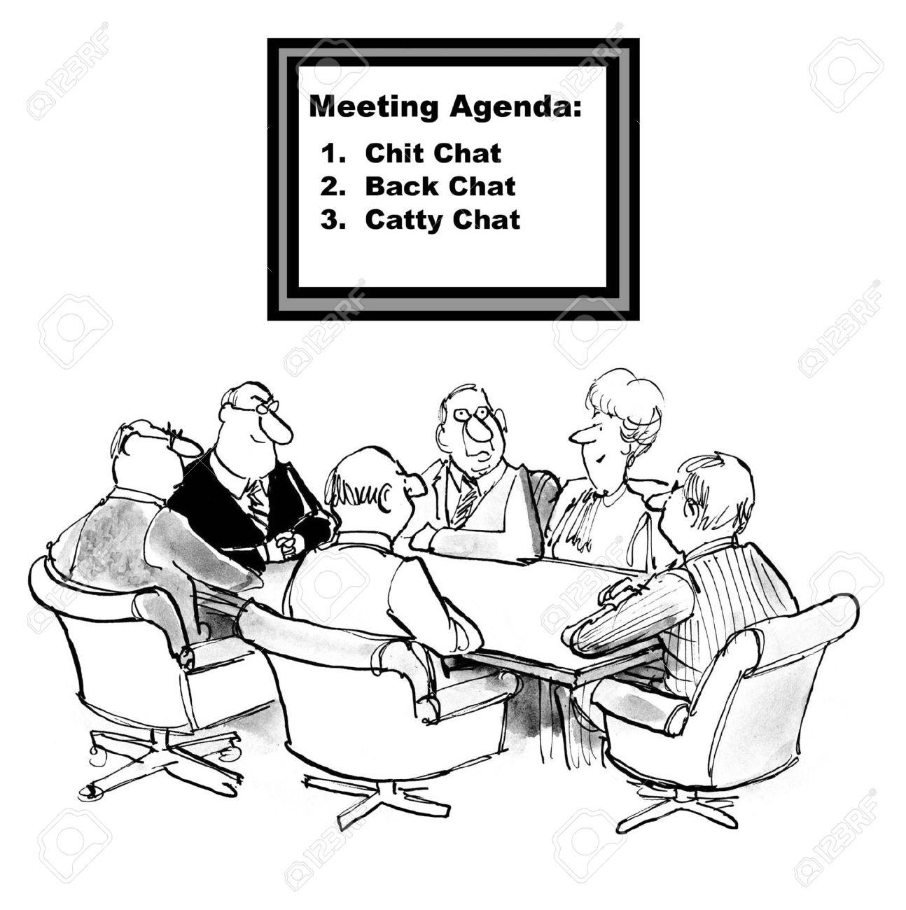 team agenda