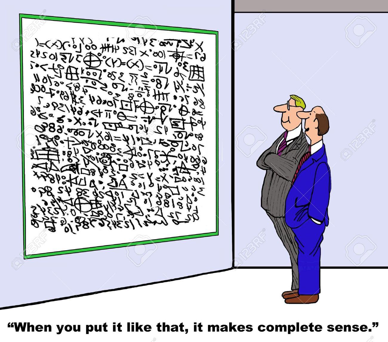 It Makes Complete Sense - 50276875