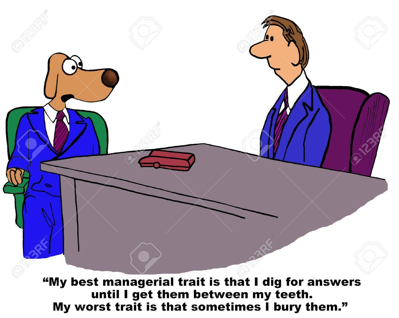 best and worst traits in job interview stock photo picture and best and worst traits in job interview stock photo 51004544