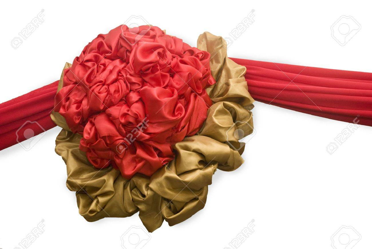 Asian Flower Ball For Chinese New Year Decoration
