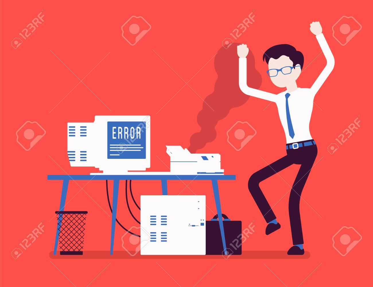Office printer error - 95886299