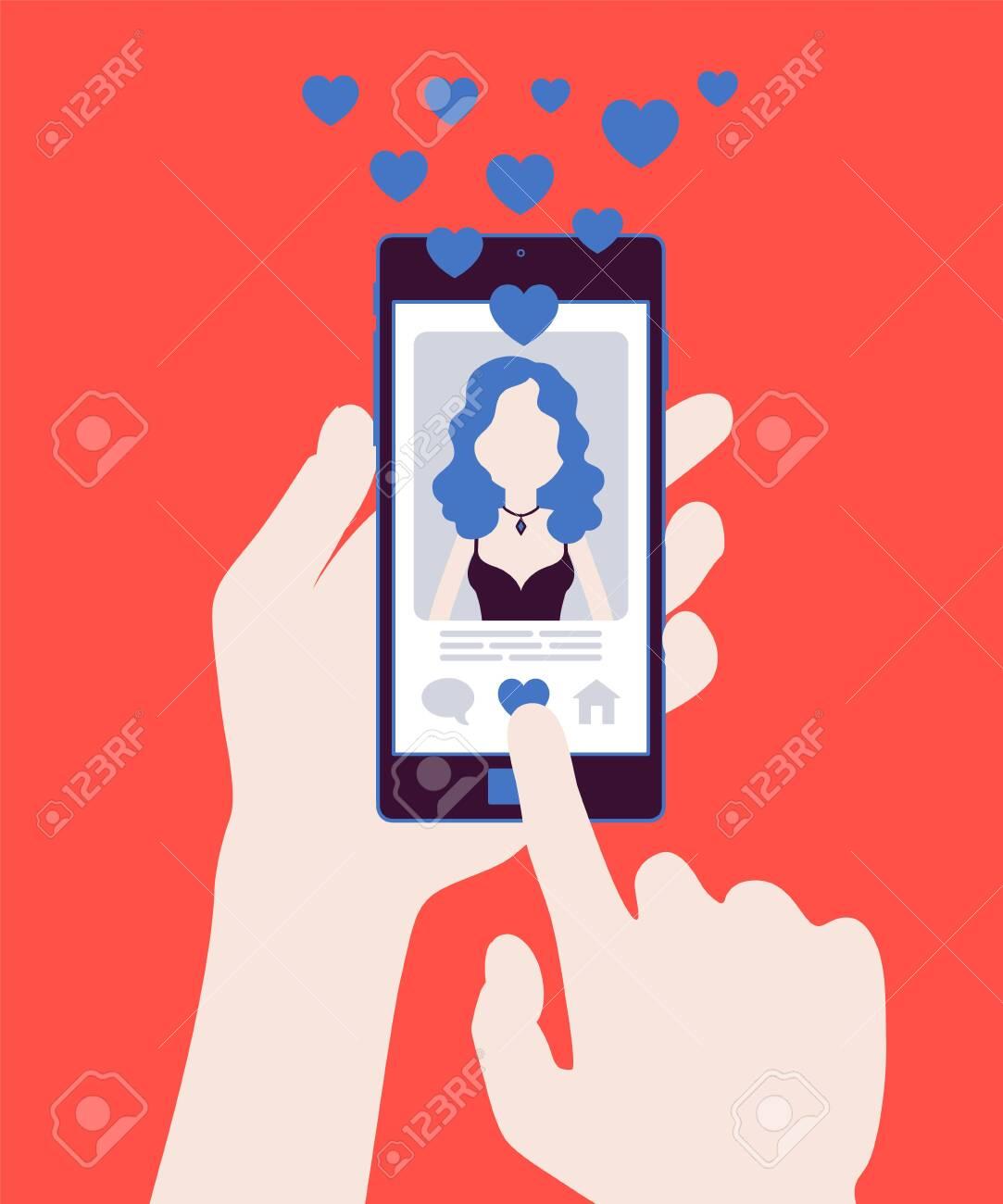 Mobile singles dating