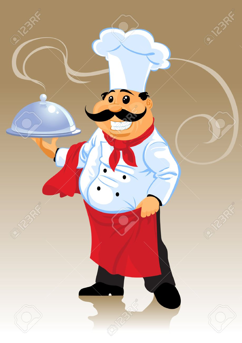 Image chef cuisinier