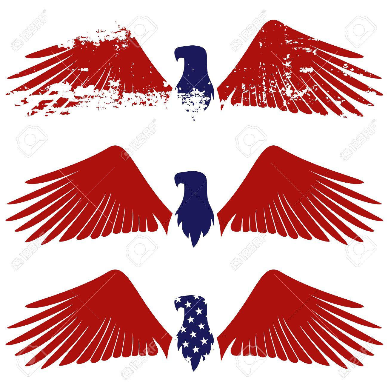 American Eagle Symbol Royalty Free Cliparts Vectors And Stock