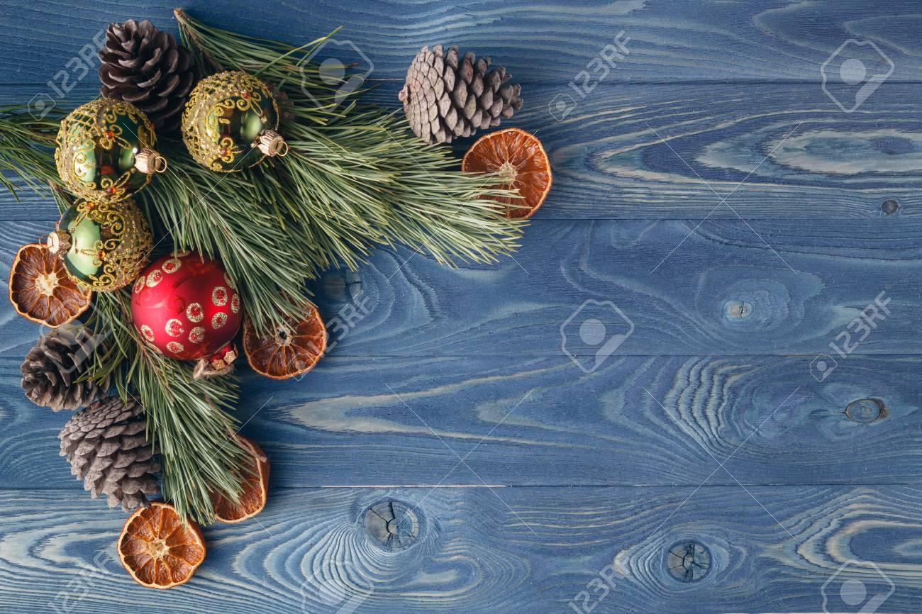 Weihnachtsgeschichte. Der Rahmen Der Bäume.Themen Weihnachtsschmuck ...