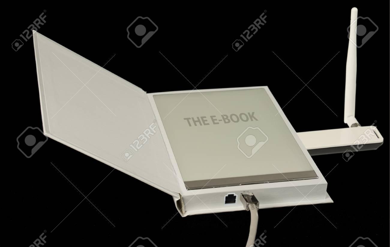 Ebook concept Stock Photo - 9925662