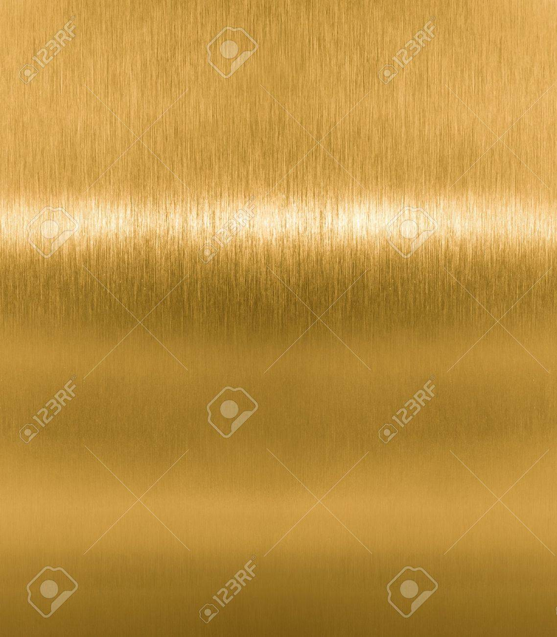 Brass Gold Texture Brass or Golden Metal Texture