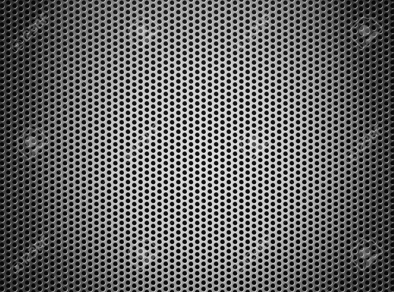 silver metal grate background Stock Photo - 9540281