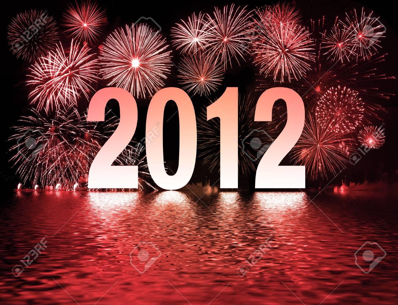 2012 Stock Photo - 11333750