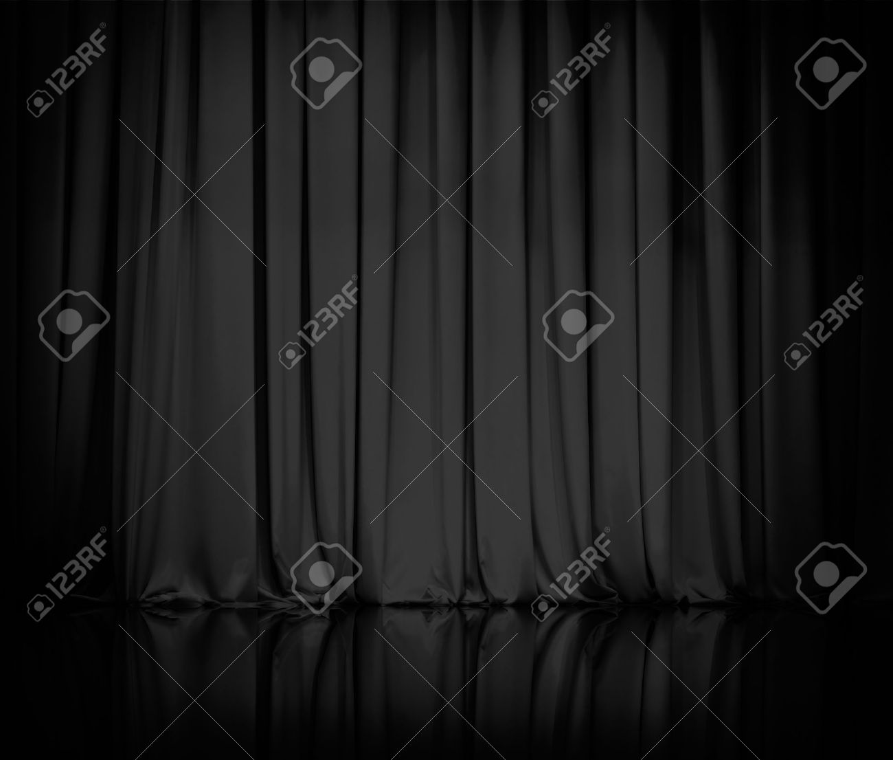Black Curtain Texture curtain or drapes black stock photo, picture and royalty free