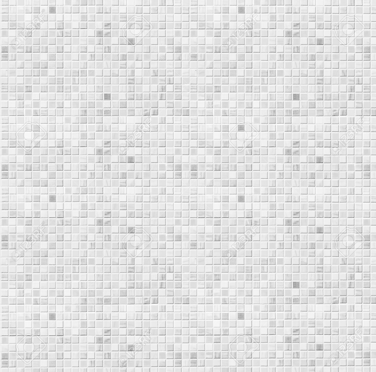 White Ceramic Tile Bathroom Wall Background Stock Photo Picture