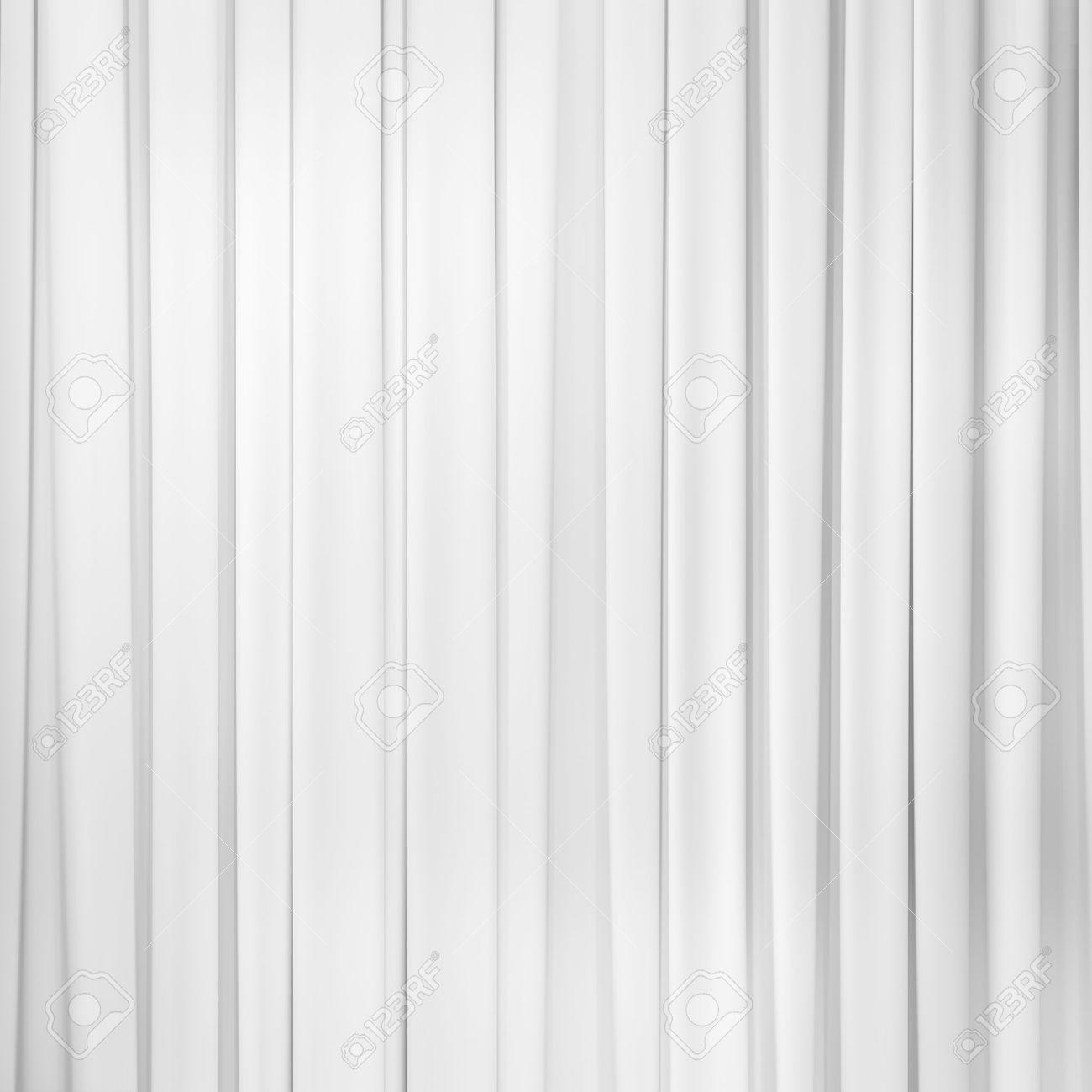Rideau Blanc Ou Des Rideaux De Fond Banque D Et s