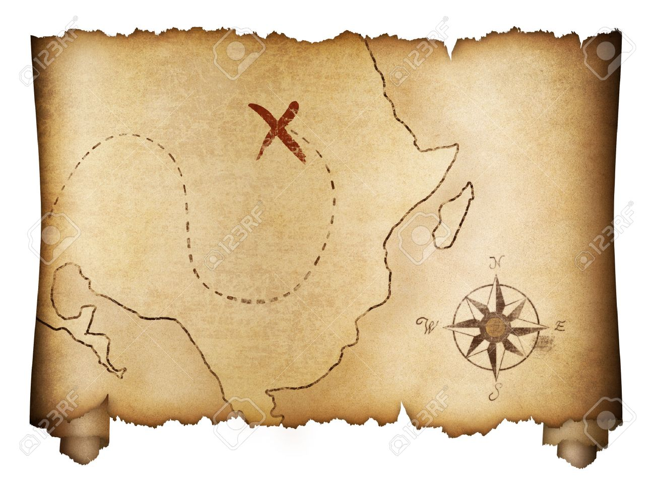 Image result for treasure map