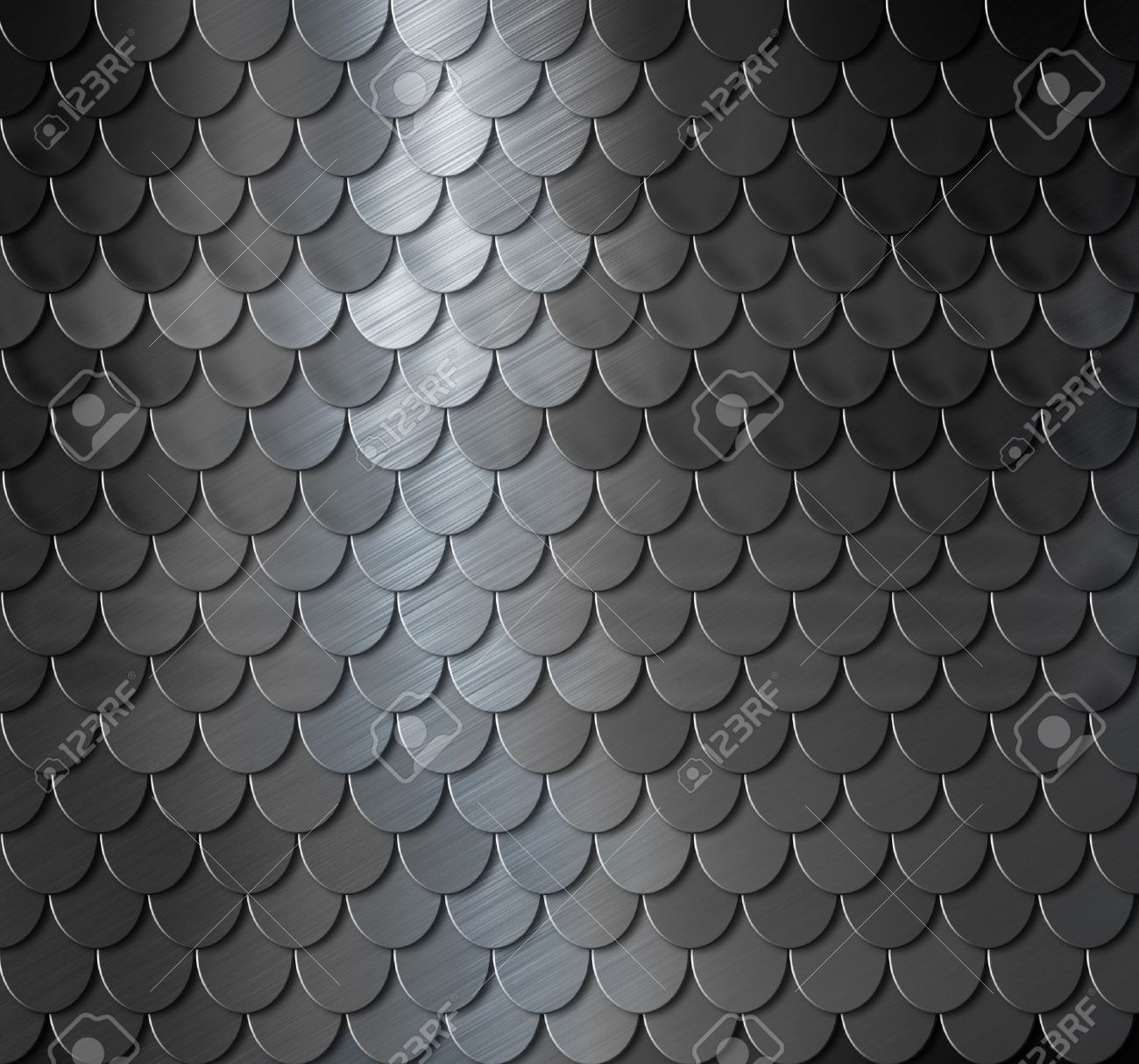 dark metal scales armor background Stock Photo   49591665. Dark Metal Scales Armor Background Stock Photo  Picture And